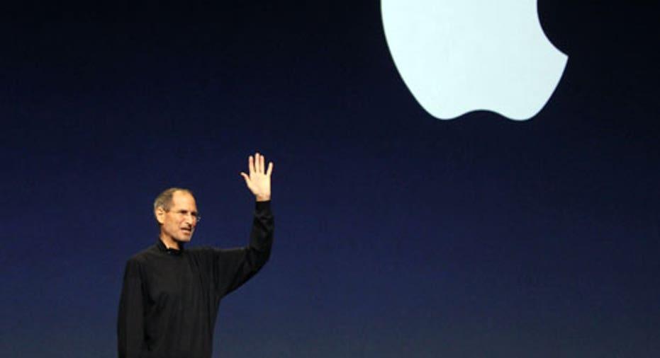 Steve Jobs' Farewell, Reuters
