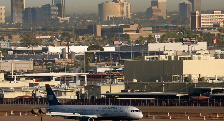 Phoenix Sky Harbor International Airport , Phoenix Airport, PHX