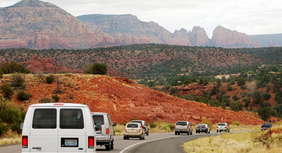 Arizona Scenic View
