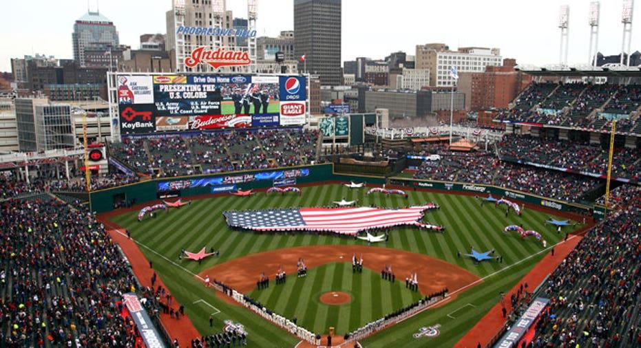 Cleveland Indians, City of Cleveland, baseball stadium