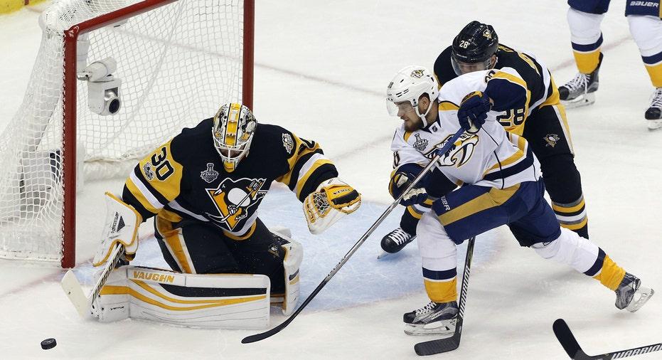 NHL Game 6