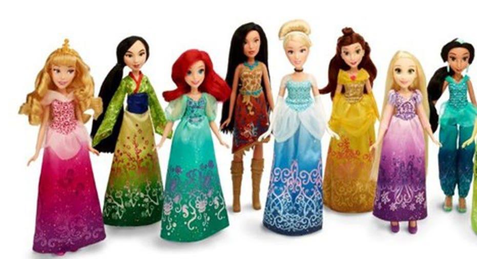 Hasbro Disney Dolls   Reuters