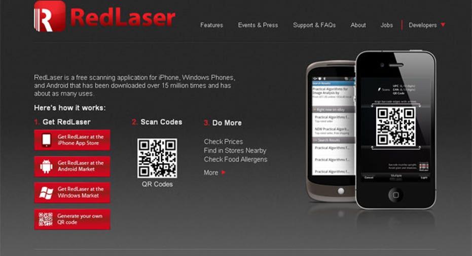 Red Laser App, PF Slideshow