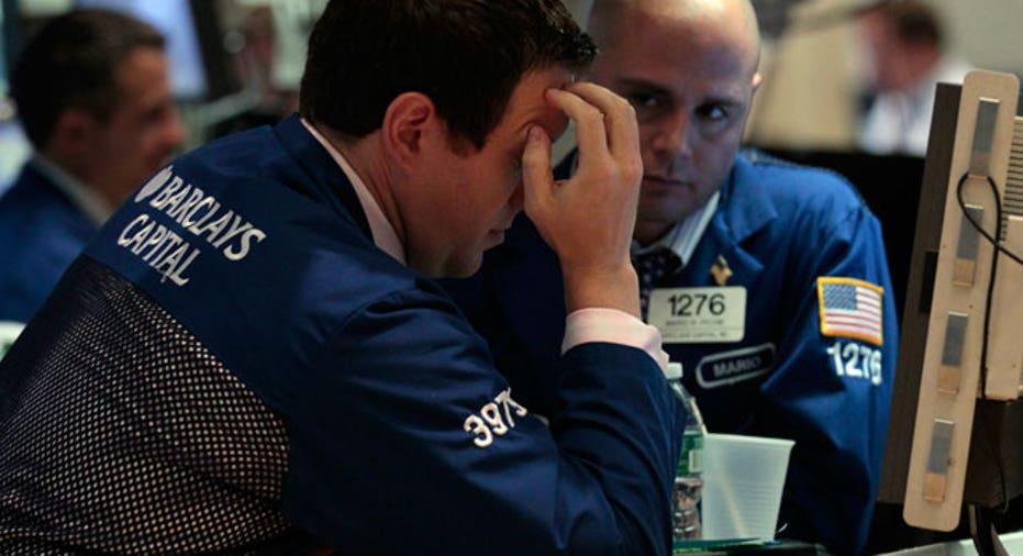 Wall Street Trader 8-18