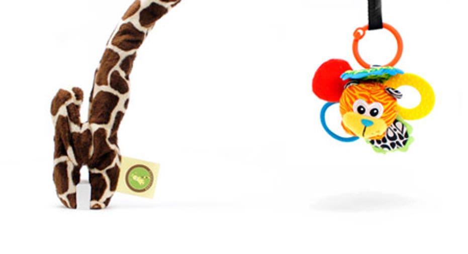 3 Giraffe, Made in America