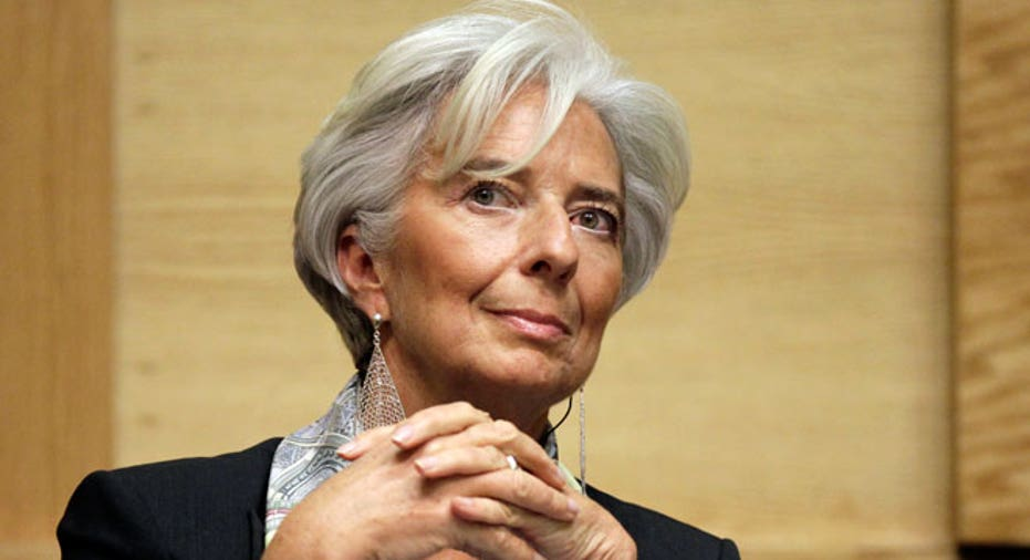 Christine Lagarde, IMF Managing Director, IMF