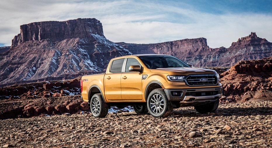 Ford Ranger 2019 RTR FBN