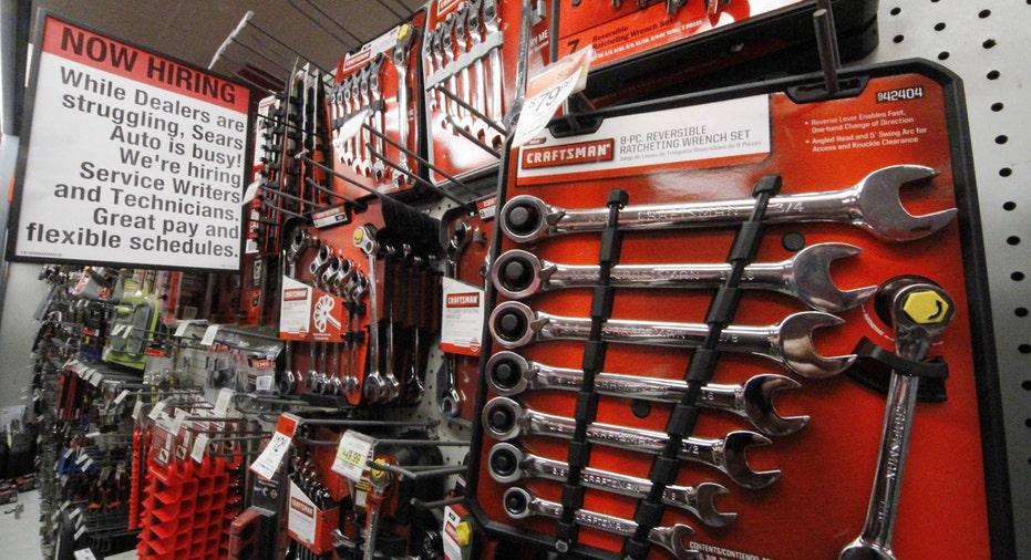 Craftsman tools Sears Stanley Black & Decker FBN