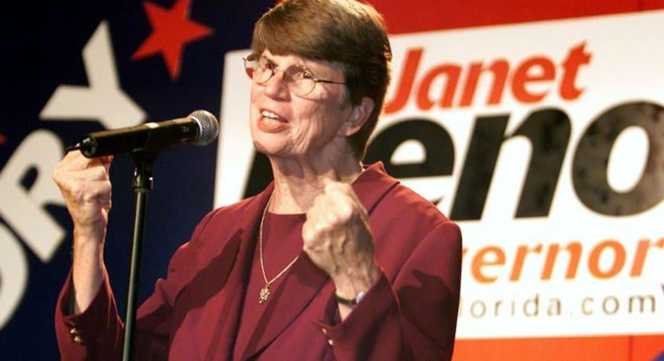 Janet Reno  Reuters
