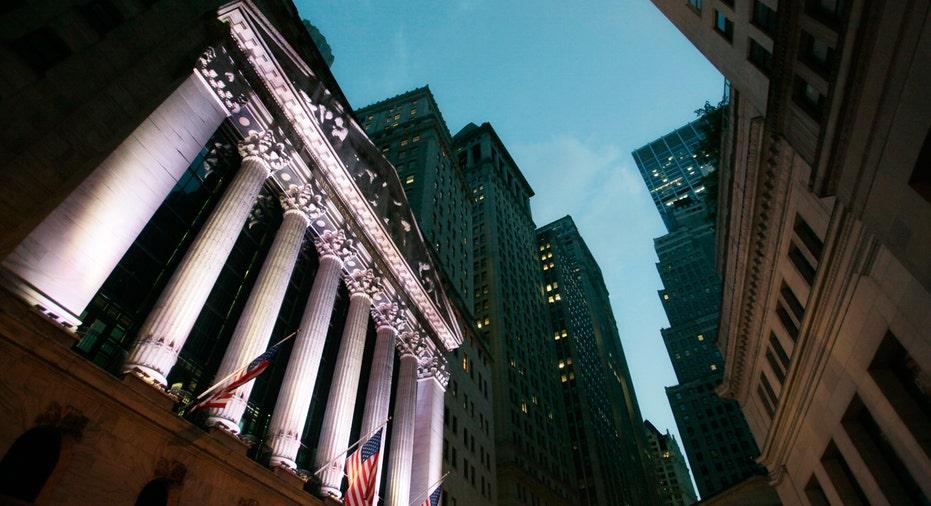 NYSE, Wall Street, stocks, FBN