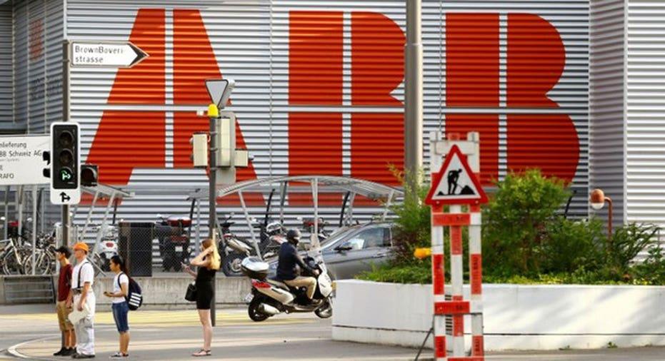 ABB  REUTERS/Arnd Wiegmann/File Photo