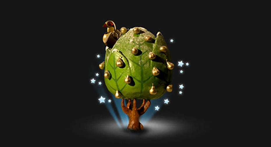 One Partridge Pear Tree, PNC
