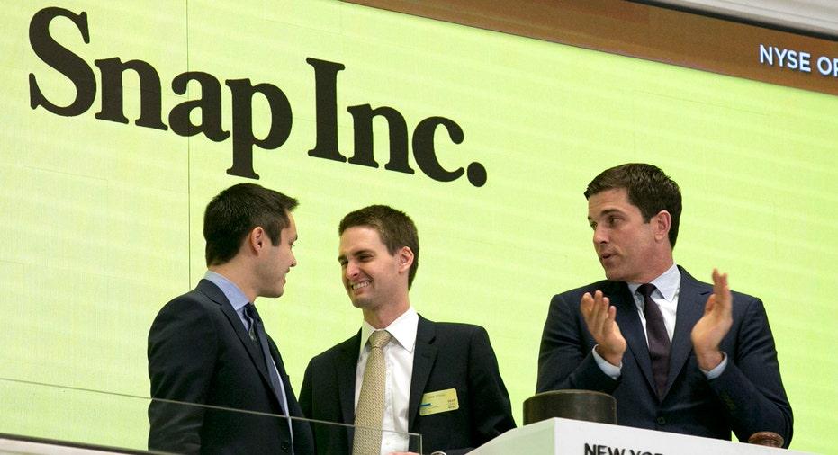 Snap IPO, Thomas Farley