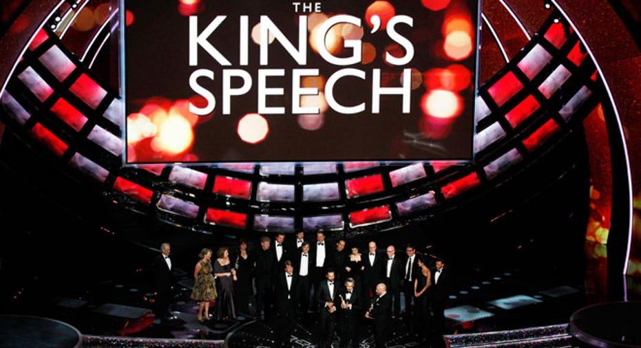 King Speech Oscars