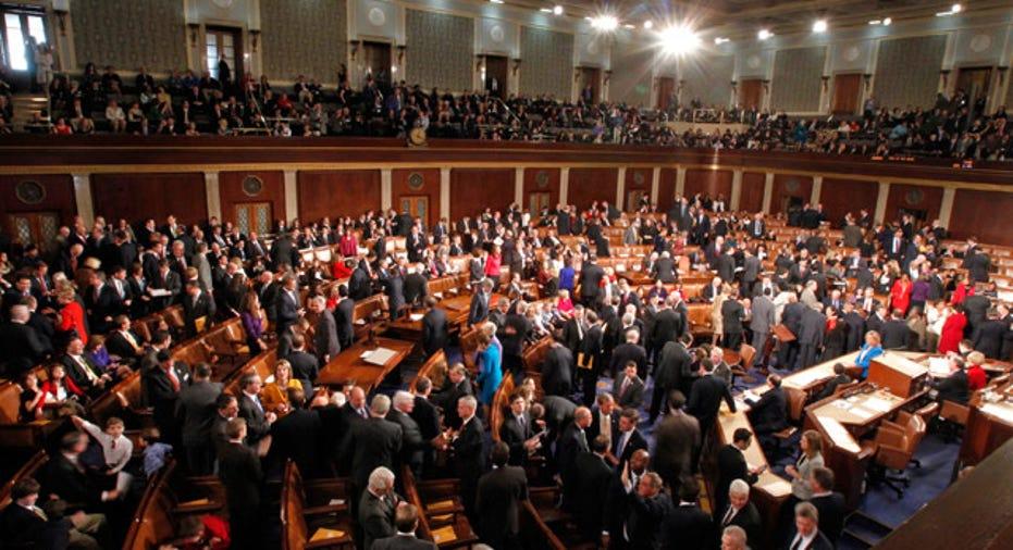112th Congress Convenes U.S. Capitol Reuters
