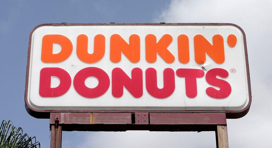 Dunkin Donuts Sign AP FBN