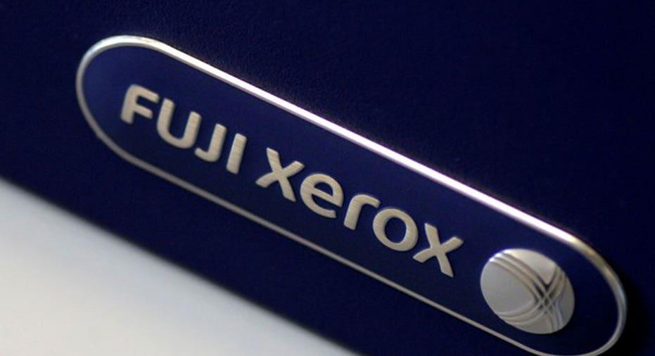 FujiXerox  REUTERS/Thomas White/Illustration/File Photo