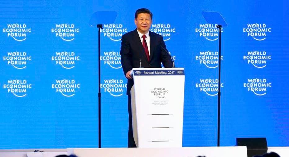 DAVOS-MEETING-CHINA