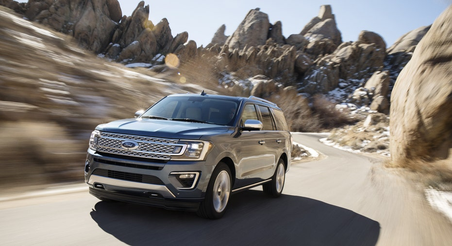 2018 Ford Expedition FBN