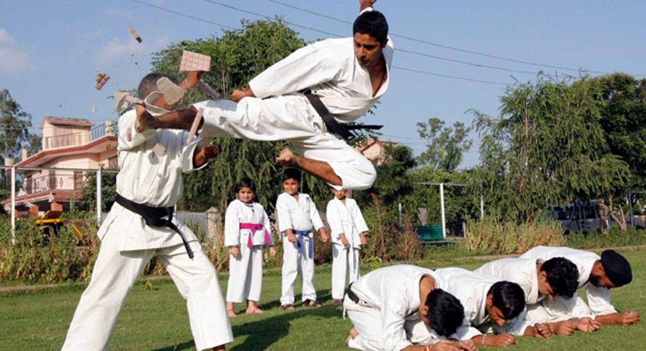 Martial Arts, PF slideshow