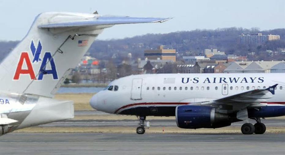 US Airways, AA