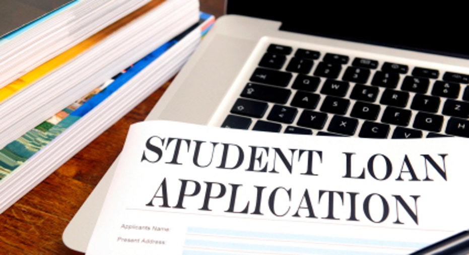 student loan, student loan application