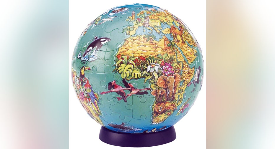 Puzzle Ball, Toy Fair Slideshow