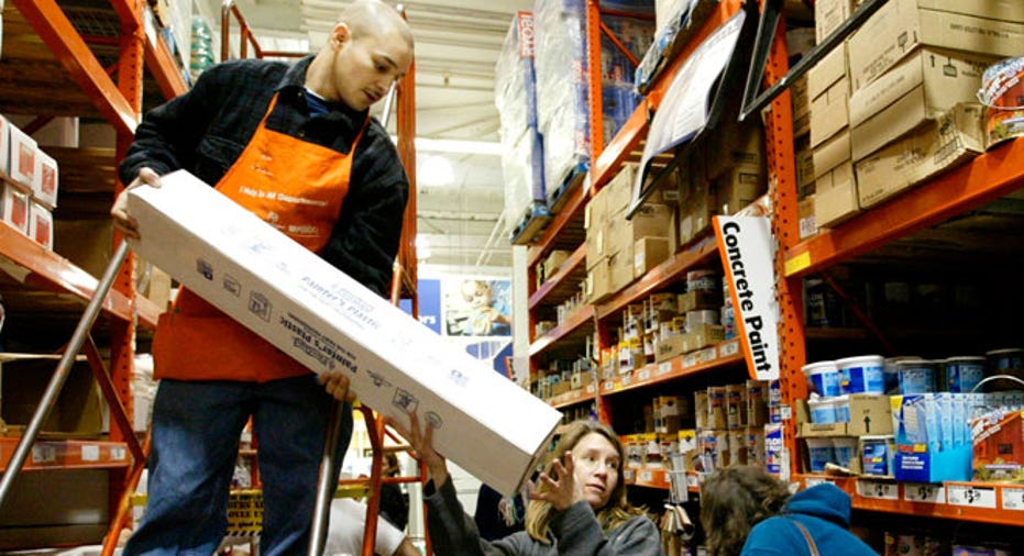 Hardware Store, Home Depot