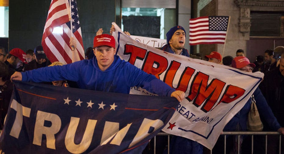 Trump Supporters  Reuters