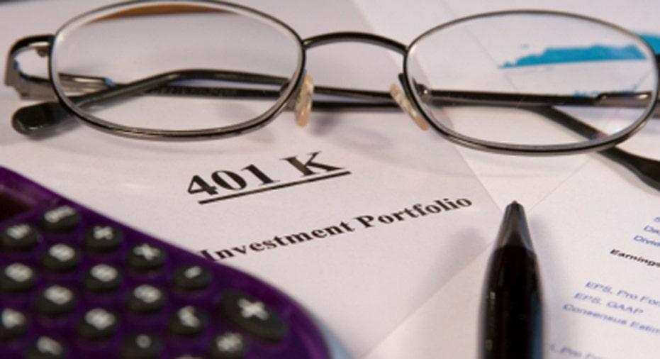 401k Retirement Portfolio