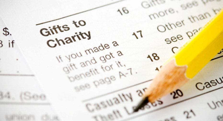 Charitable Tax Deduction