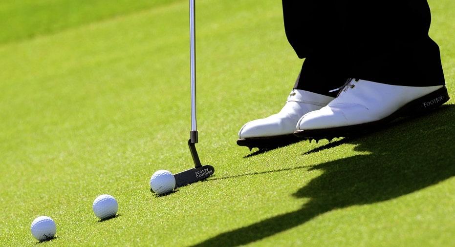 Golf, Golf balls, golf club FBN