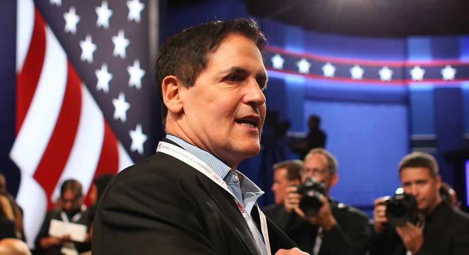 Mark Cuban at Debate RTR FBN