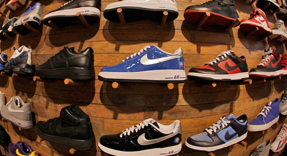 Nike Shoes Sneakers at Store