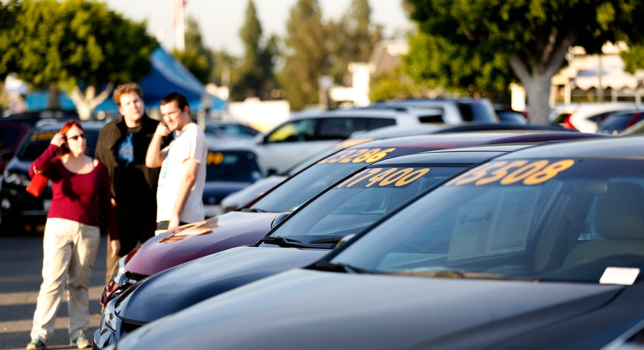 AutoNation car dealership FBN