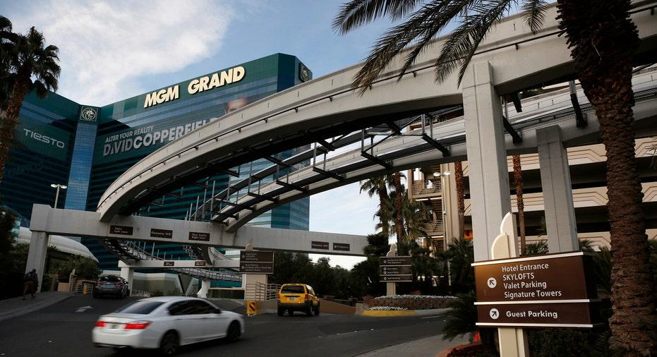 MGM Grand Hotel Las Vegas AP FBN