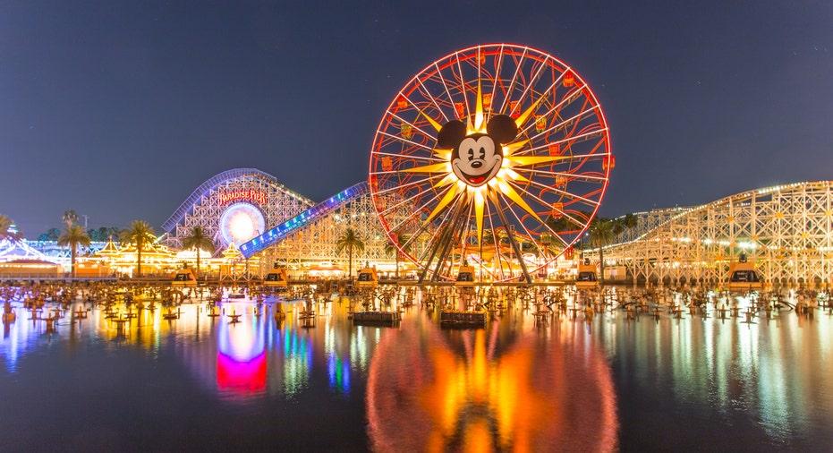Disney Park_istock