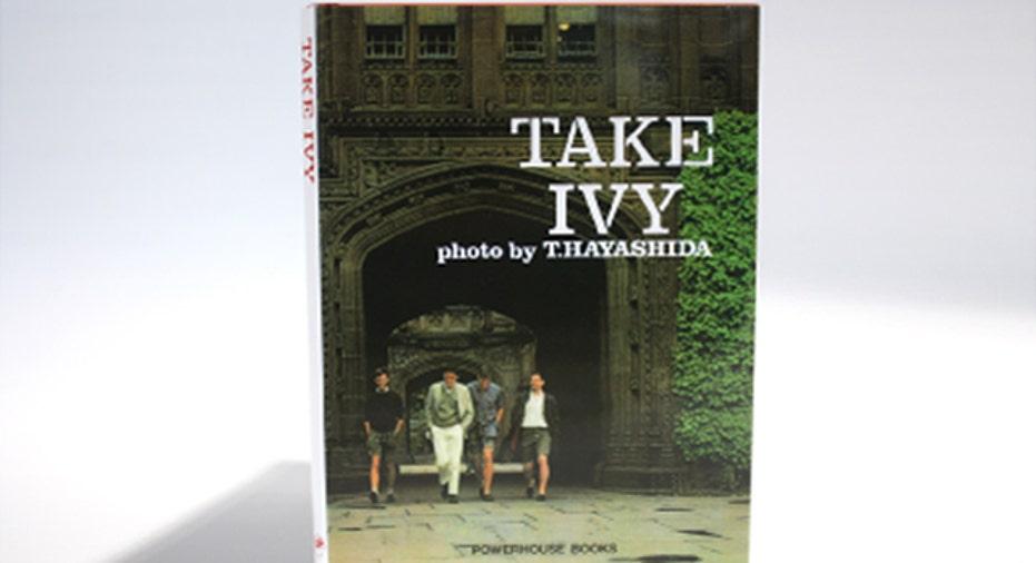 'Take Ivy' Book