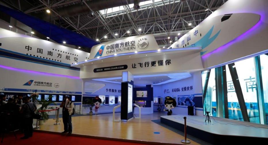 AIRSHOW-CHINA-BUSINESS-TRAVEL