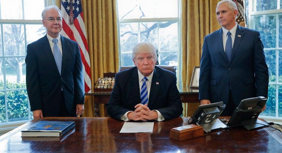 Trump whitehouse