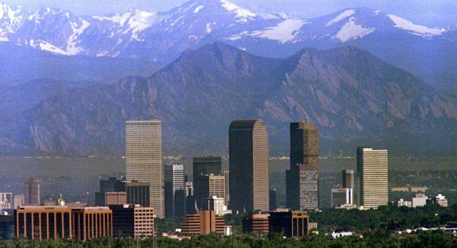 Rocky Mountain, Denver, Colorado