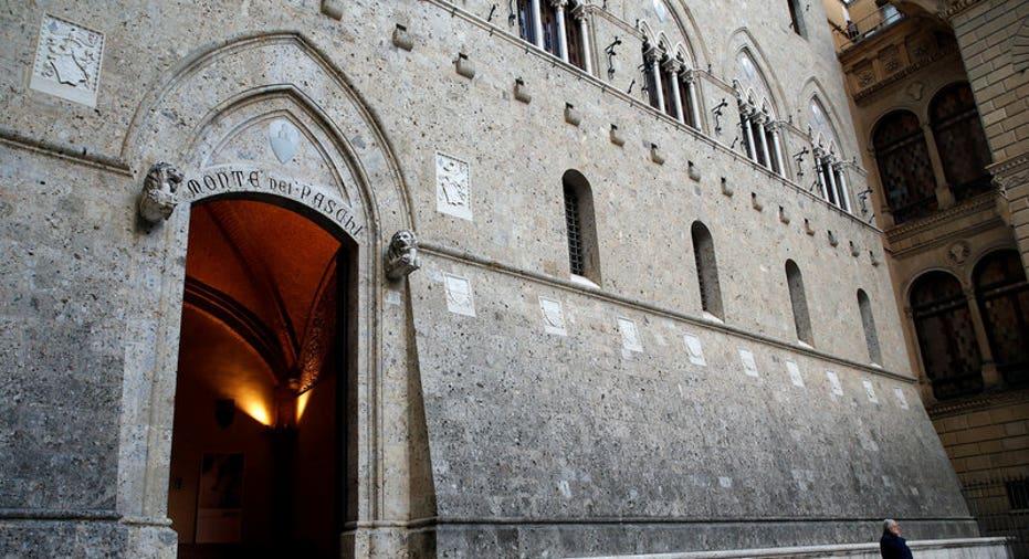 EUROZONE-BANKS-ITALY-MONTE-DEI-PASCHI