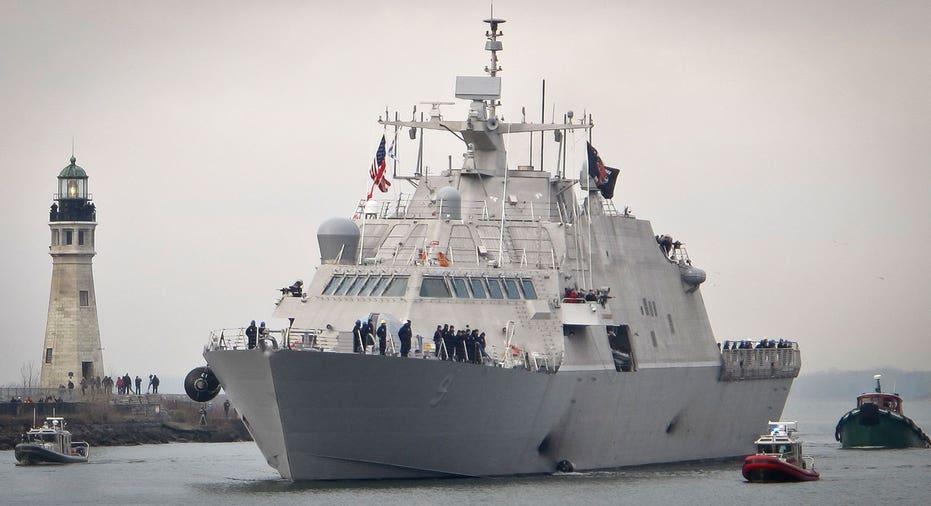 USS little rock AP FBN