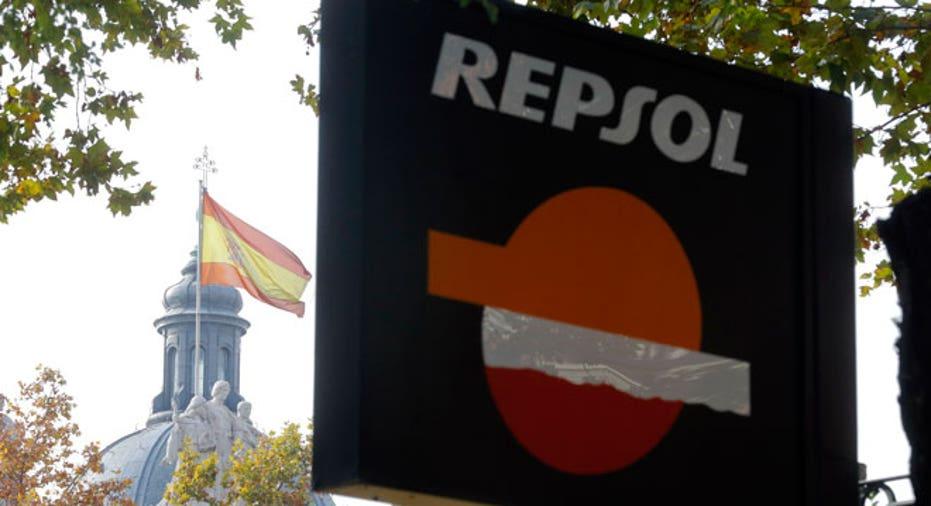 repsol, spain