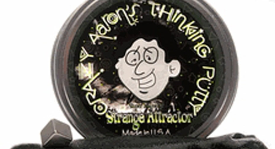 Magnetic Putty, Toy Fair Slideshow