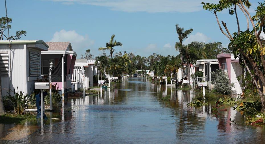 Hurricane Irma Florida mobile homes FBN