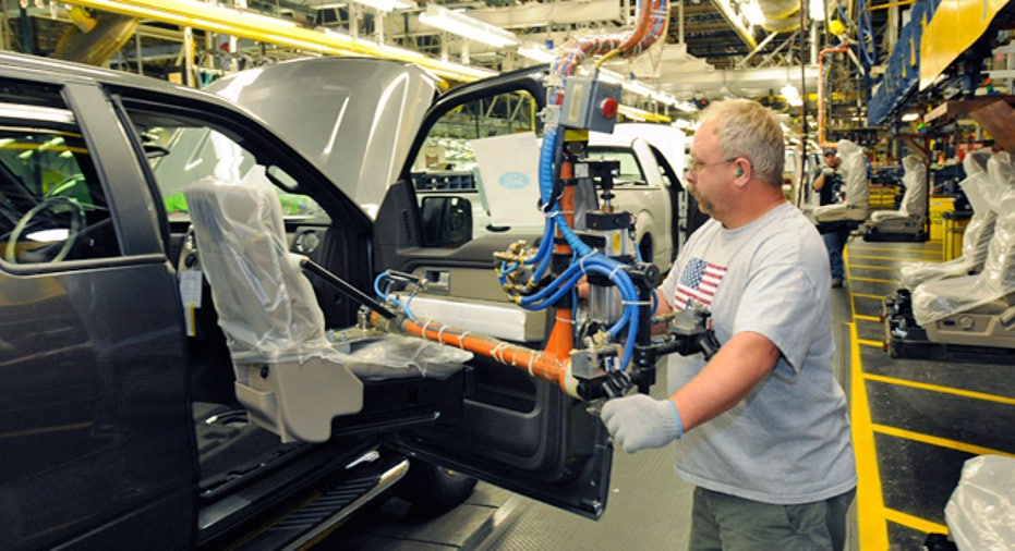 Auto Assembly Line Worker
