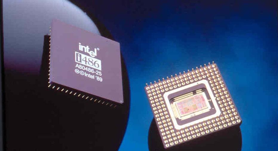 Intel i486 processor