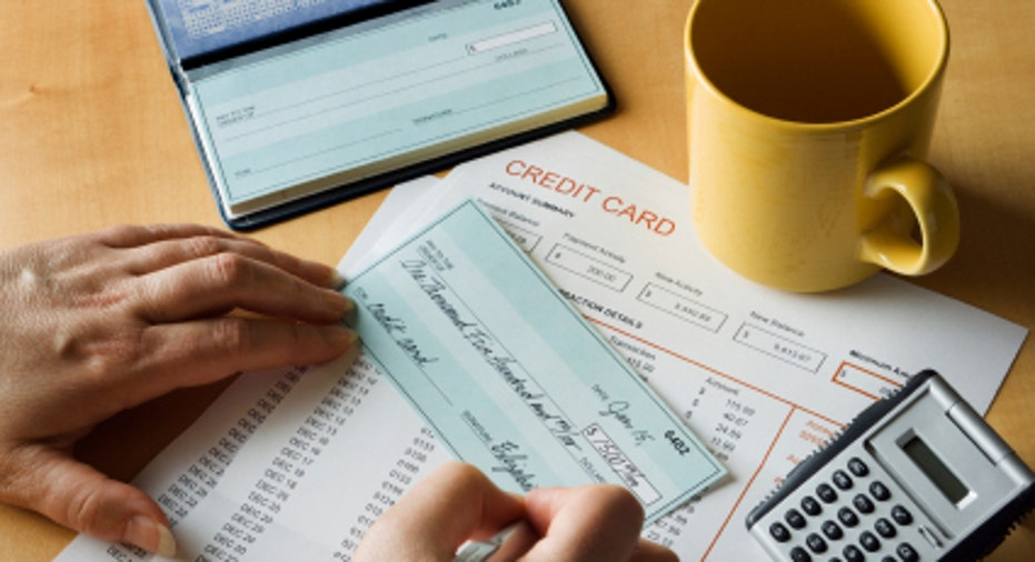 Financial Checklist Check Writing Finance