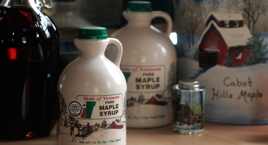 Vermont Maple Syrup Bottles